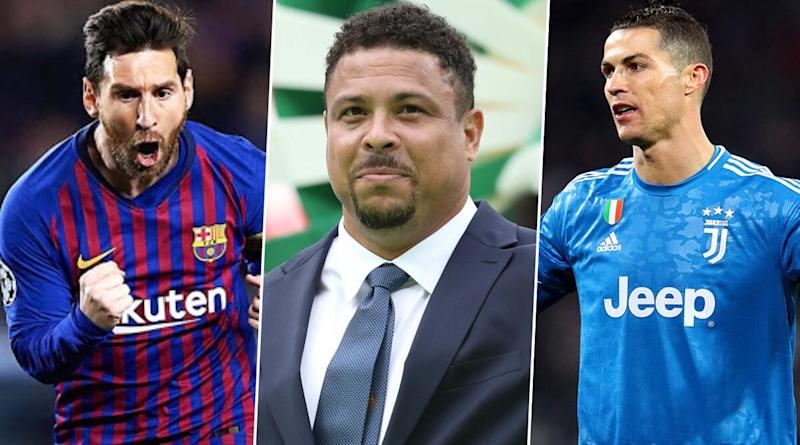 'Lionel Messi Is Number 1': Brazilian Ronaldo Snubs Cristiano From Current Top Five Footballers List