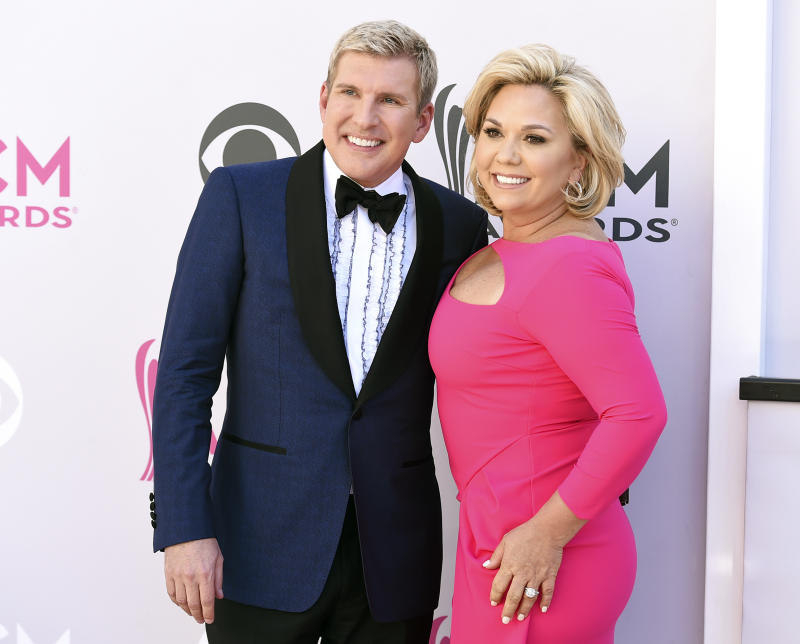 Chrisley Knows Best 2020.Chrisley Knows Best Stars Sue Georgia Tax Official