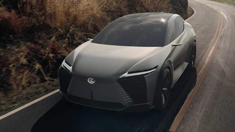 Lexus to launch 10 EVs by 2025; PHEV in 2022