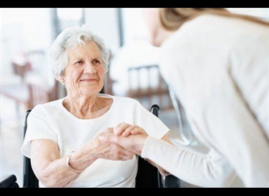 """When looking for someone to care for your parent day in and day out it's best to <a href=""""http://www.caring.com/articles/finding-at-home-caregiver"""" target=""""_hplink"""">include your senior in the interview</a> process, according to Caring.com.    """"Having shared interests can make a big difference,"""" Jacqueline Dollar, a geriatric care manager, said. """"One of my clients loved NASCAR and found a home health aide who did, too. They immediately hit it off."""""""