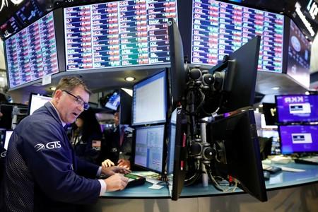 Stocks off highs after trade deal announced; Brexit hopes boost pound