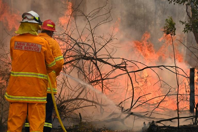 Prolongeddrought has left much of eastern Australia tinder dry and spot fires have raged every day