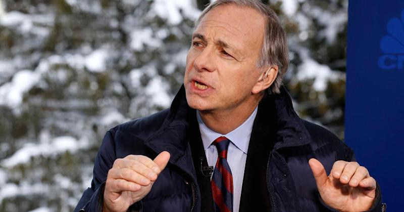Ray Dalio says market surge may be ahead: 'If you're holding cash, you're going to feel pretty stupid'
