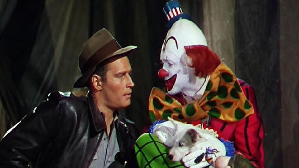 Best Picture winner The Greatest Show On Earth (credit: Paramount Pictures)