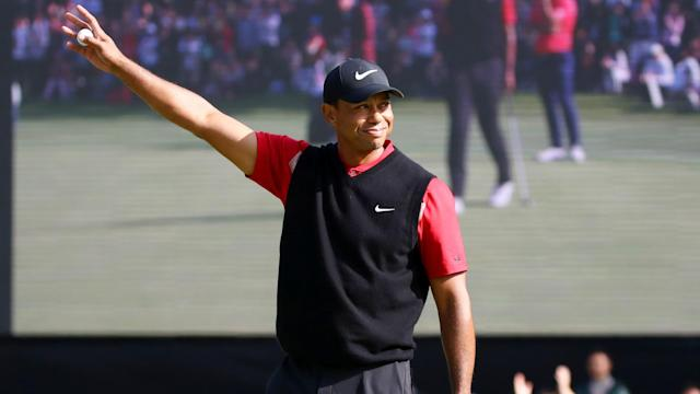 Tiger Woods is the first Presidents Cup captain to use a wildcard pick on himself and fellow selection Patrick Reed loved the move.