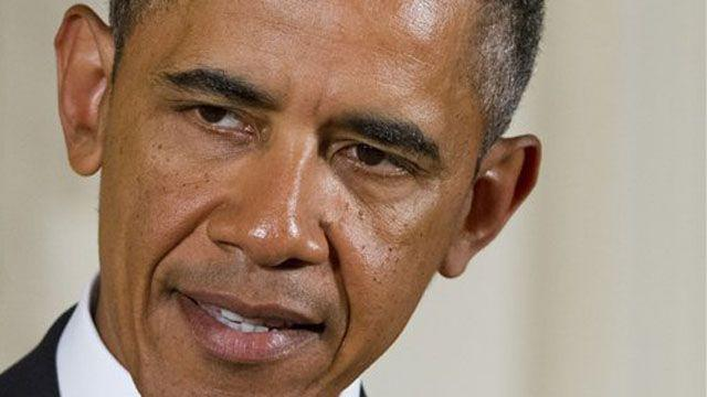 Obama: All talk, no action on Syria?