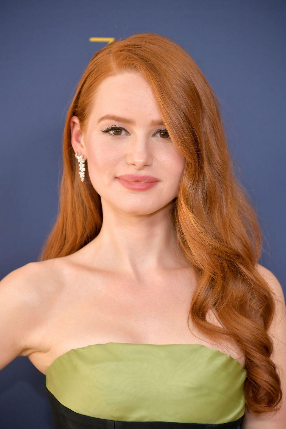 """<p>""""Summer is all about bright and vibrant colors!"""" says celebrity stylist and #Mydentity founder Guy Tang. He thinks bold yellows and fiery reds will start popping up, but if you want something more understated, try to match <strong>Madelaine Petsch</strong>'s red hair. </p>"""