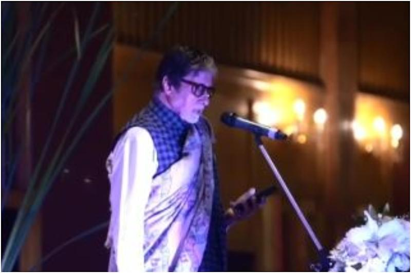 Amitabh Bachchan's Emotional Speech at Ritu Nanda's Prayer Meet Moves Jaya, Shweta to Tears