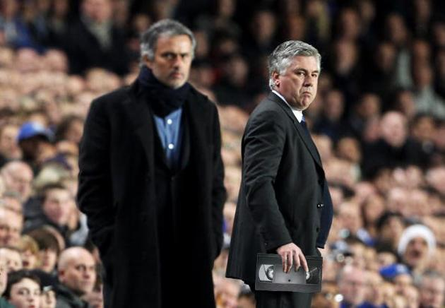 Ancelotti would have preferred a DVD (Getty/Yahoo! composite)