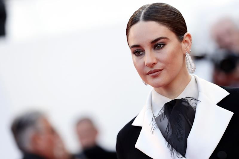 """CANNES, FRANCE - MAY 16: Shailene Woodley attends the screening of """"Rocketman"""" during the 72nd annual Cannes Film Festival on May 16, 2019 in Cannes, France. (Photo by Vittorio Zunino Celotto/Getty Images)"""