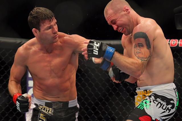 Michael Bisping on Tim Kennedy - 'He's an idiot.'