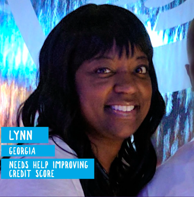 After having two cars repossessed, Lynn wants to get her finances back on track.