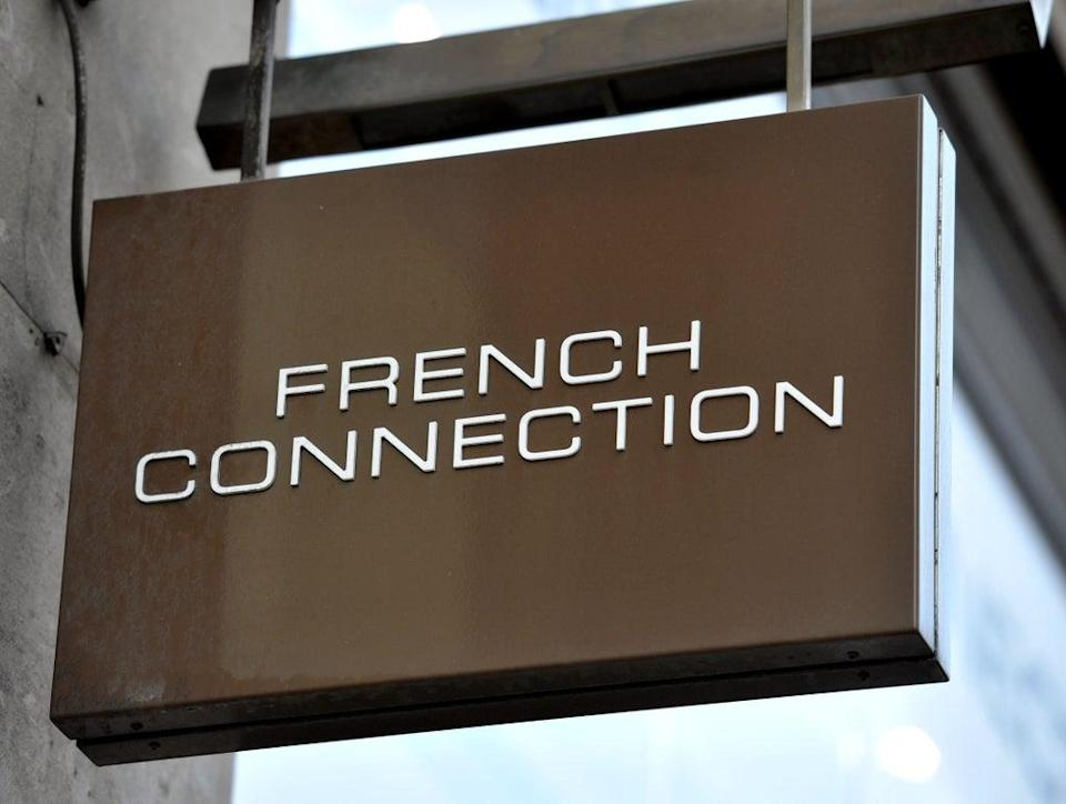 French Connection has revealed it is in takeover talks after receiving an approach worth £29 million (PA) (PA Archive)