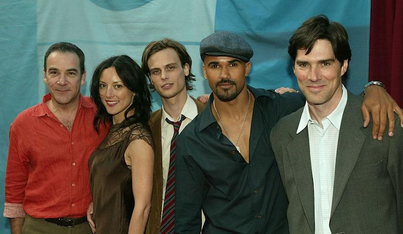all cast members of criminal minds