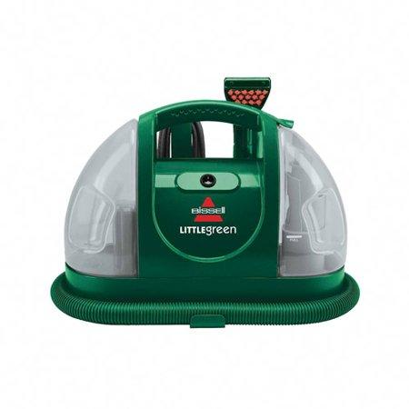 BISSELL Little Green Portable Spot and Stain Cleaner (Photo: Walmart)
