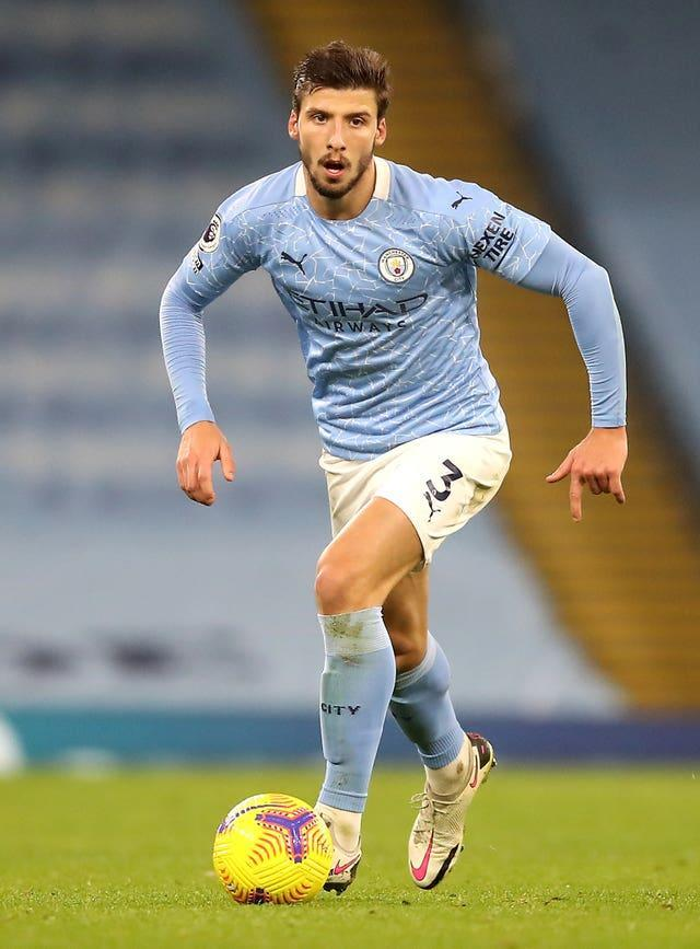 Ruben Dias has made a big impression since joining City
