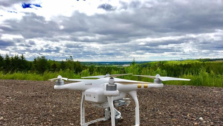 RCMP cautions about drone safety and rules after airport incident