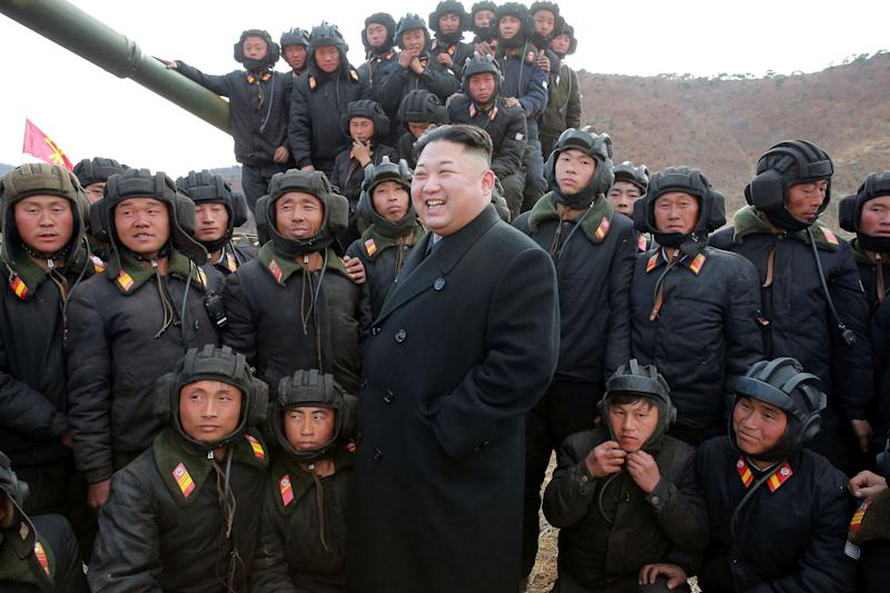 North Korea's Kim Jong Un Willing to Use Nuclear Weapons to Counter Any U.S. Threat, Senior Defector Says