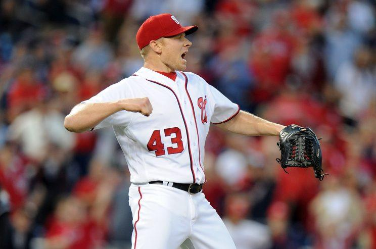 The Giants solved their bullpen woes by inking closer Mark Melancon. (Getty Images/G Fiume)