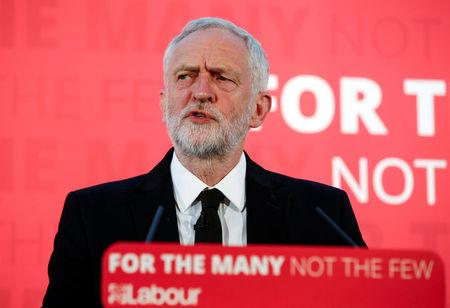Jeremy Corbyn: Theresa May should resign over police cuts