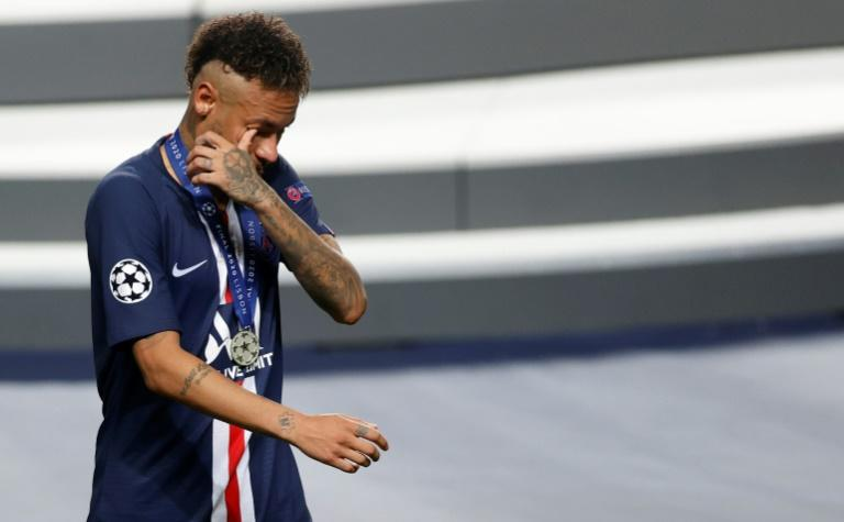 After Neymar's tears, PSG will hope Champions League final was no one-off
