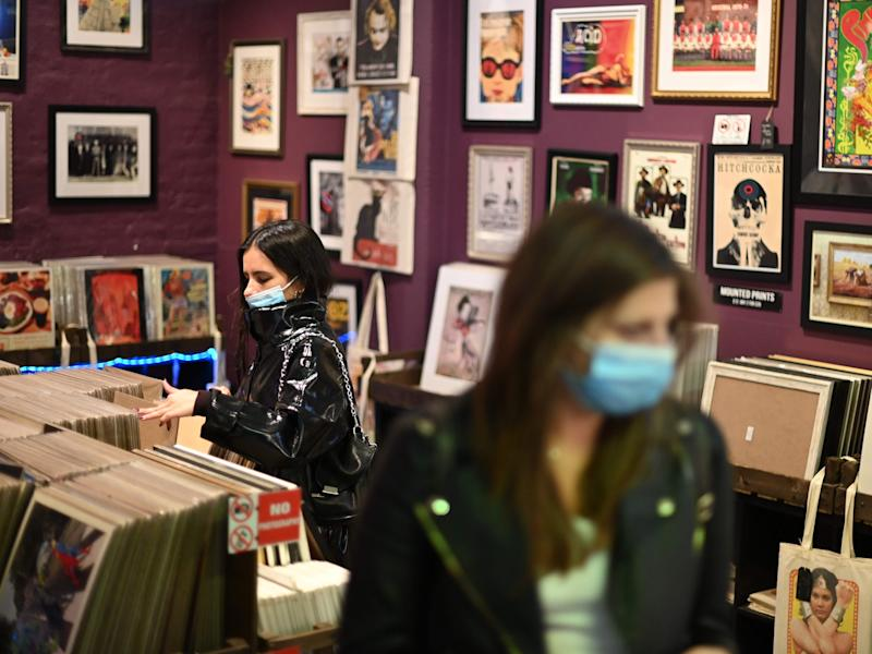 Restrictions must be sustainable in long term, government adviser warns (AFP via Getty Images)