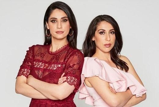 Sonya and Hadil were booted off the show for excessive bullying to sister's Jess and Emma