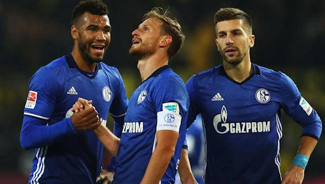 <p>Back three: <strong>Naldo, Benedikt Howedes and Matija Nastasic</strong></p> <br><p>What a trio these three are. Schalke stalwart and German World Cup winning defender Benedikt Howedes has, at times this season, dropped to the back line alongside Nastasic and Naldo in order to shore up proceedings. Again proving that Bundesliga sides have used this formation well, the Gelsenkirchen club have had a disappointing campaign, but, as a back three, it's been a grand success.</p> <br><p>Average goals conceded per game: <strong>1</strong></p>