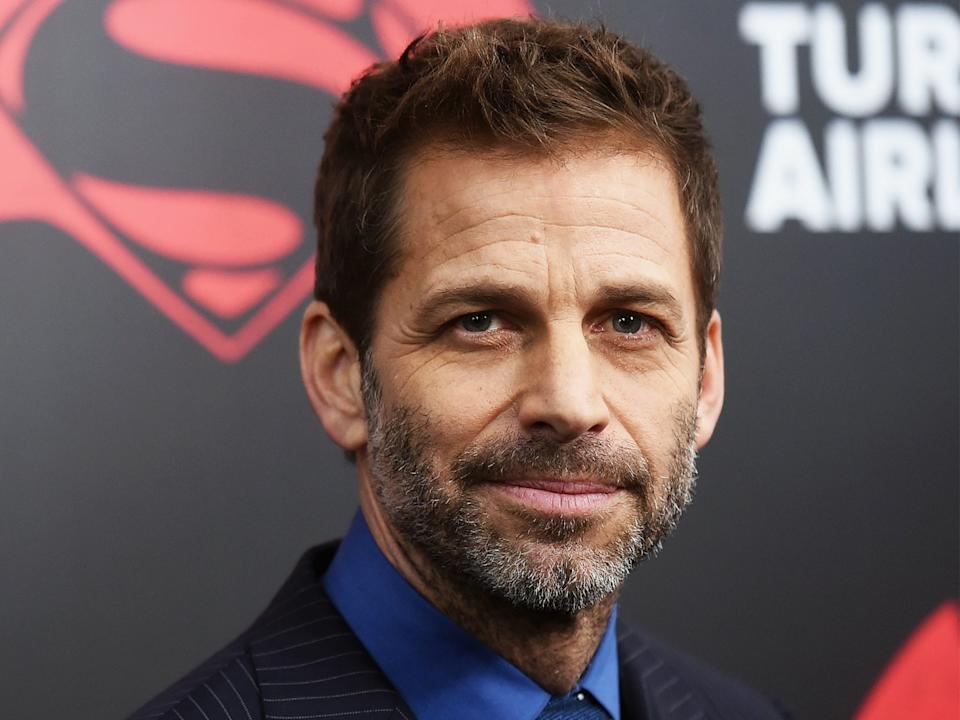 Zack Snyder pictured in 2016 (Getty Images)