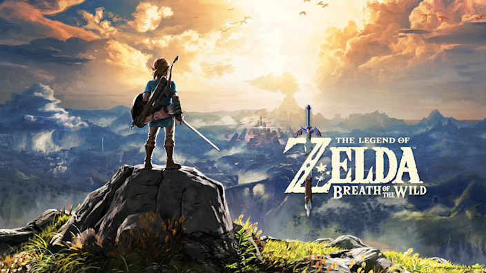 Best gifts for brother: Breath of the Wild