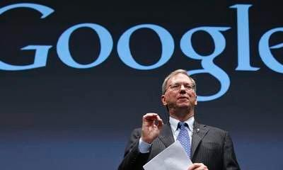 Google Boss Fears 'Digital Ethnic Cleansing'