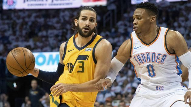 <p>NBA playoffs 2018: Game 4 previews for Rockets-Timberwolves, Thunder-Jazz</p>
