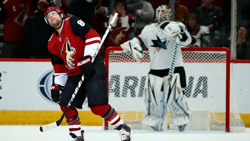 Sharks takeaways: What we learned in unimpressive 6-3 loss vs. Coyotes