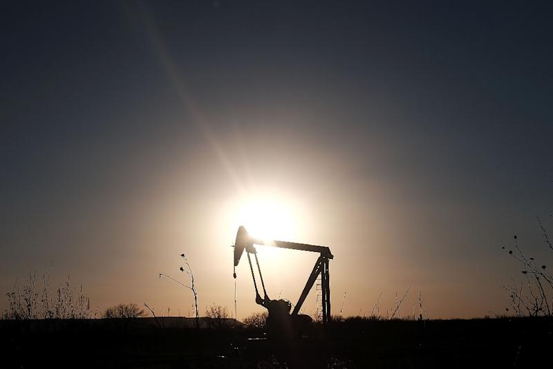 Both main crude contracts made strong gains, with WTI testing $50 a barrel for the first time since May, andmining giants BHP Billiton and Rio Tinto saw their share price rise as commodities strengthened