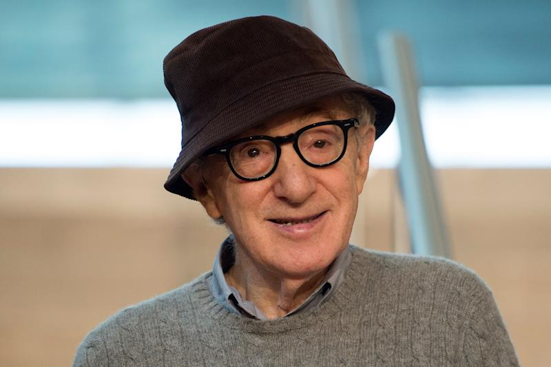 Woody Allen addressed his marriage and public scrutiny in a new interview. (Photo: ANDER GILLENEA/AFP via Getty Images)