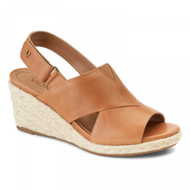 Vionic Zamar Wedges. (Photo: Vionic)