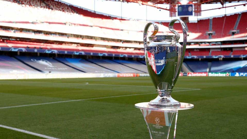 Champions League | Pool/Getty Images