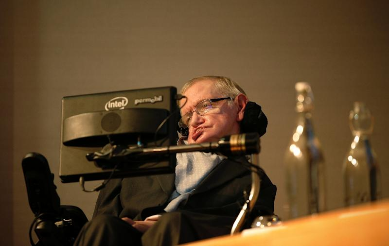Professor Stephen Hawking was among 150 academics who argued science was vital for Britain's long-term prosperity and EU membership had increased funding
