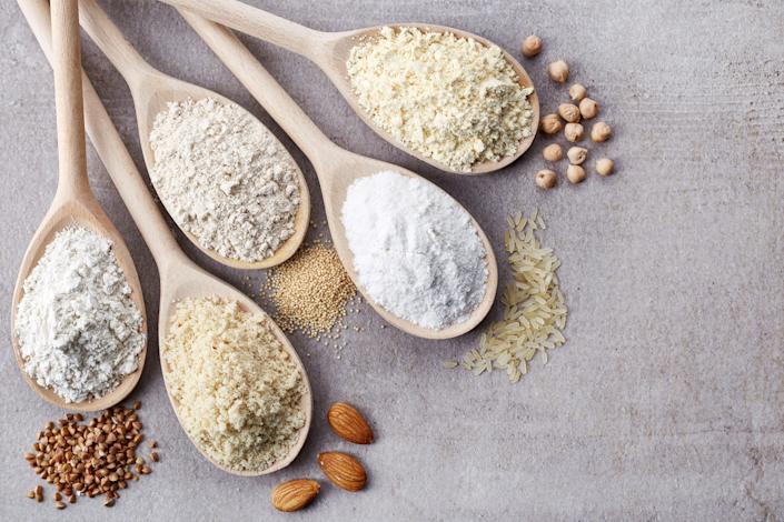 No flour? There are some alternatives. (Getty Images)