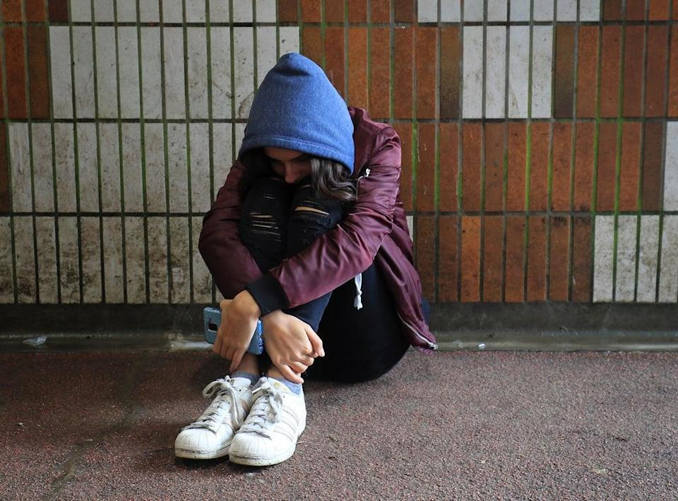Concerns have been raised about rises in mental health problems among children and young people (PA) (PA Archive)