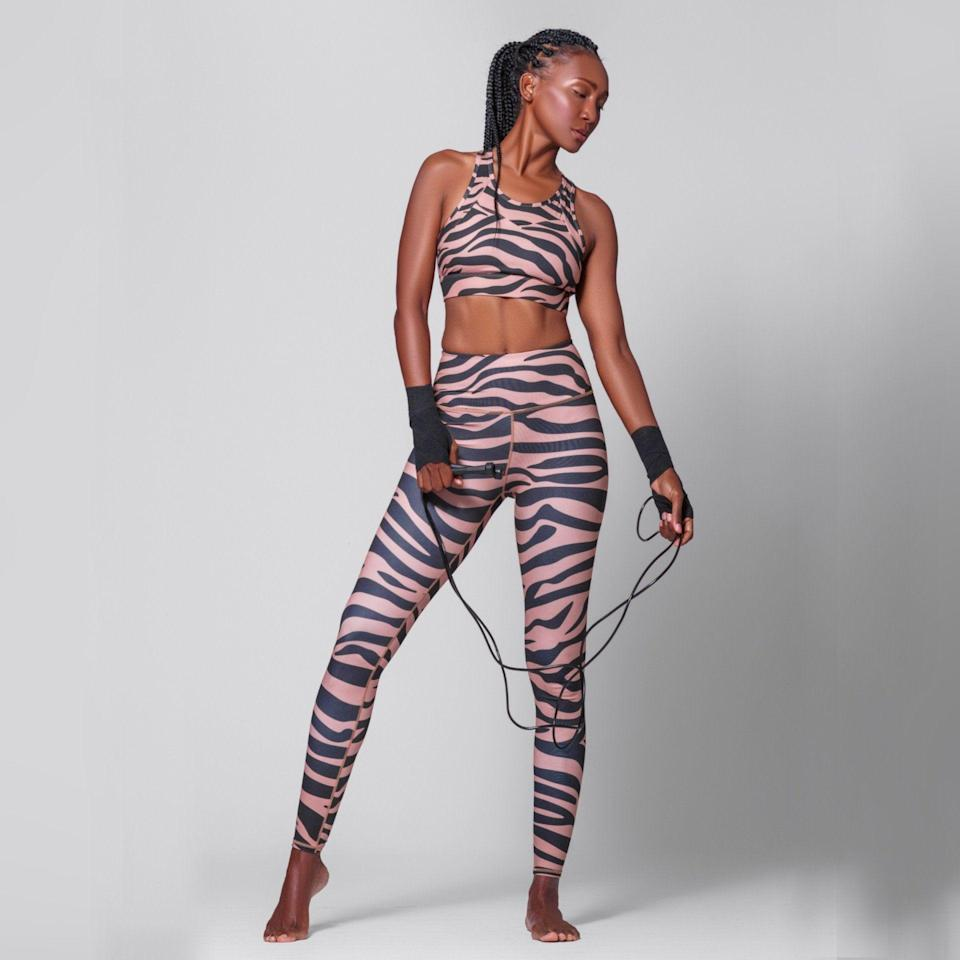 "<p>lydiaendora.com</p><p><strong>$35.00</strong></p><p><a href=""https://lydiaendora.com/collections/athleisure/products/zebra-stripe-sports-bra"" rel=""nofollow noopener"" target=""_blank"" data-ylk=""slk:Shop Now"" class=""link rapid-noclick-resp"">Shop Now</a></p>"
