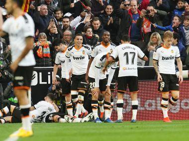 LaLiga: Barcelona overpowered by rampant Valencia for first defeat under manager Quique Setien