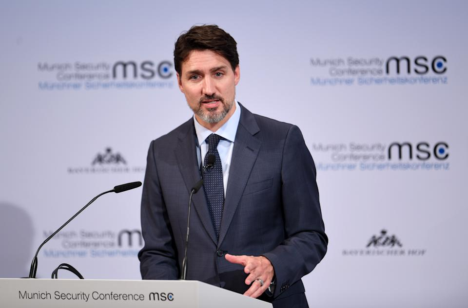 Previously, Prime Minister Justin Trudeau said there were ongoing discussions about the funding. (Photo: Getty Images)