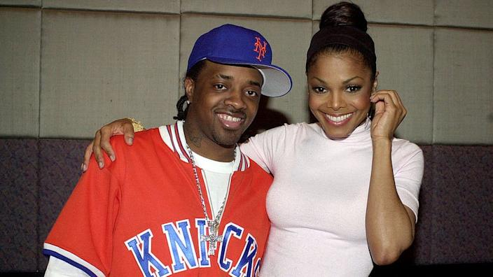 Dupri dated R&B legend Janet Jackson after co-writing and producing her album, Discipline