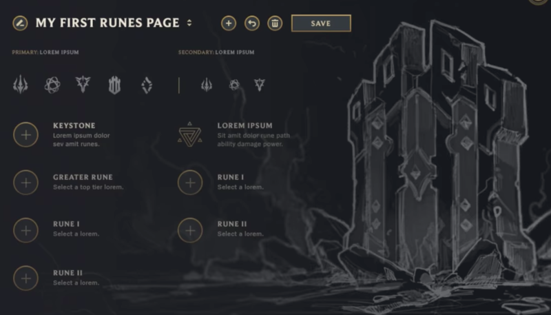Runes are about to become a whole lot simpler - and a whole lot less expensive (Riot Games)