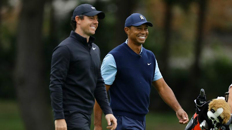 Tiger Woods will find PGA Tour return 'a little weird,' says Rory McIlroy