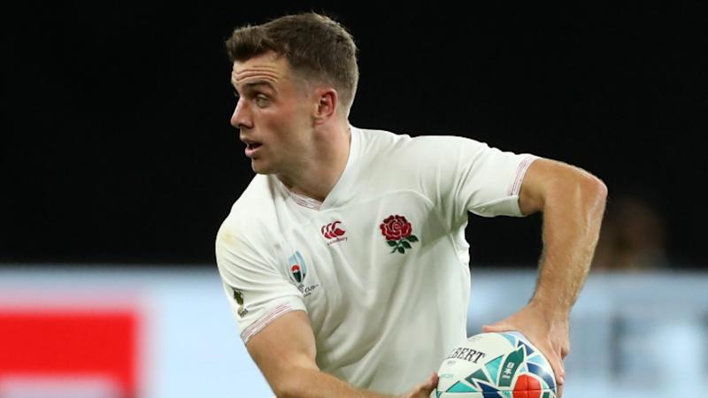 Rugby World Cup 2019: England v United States
