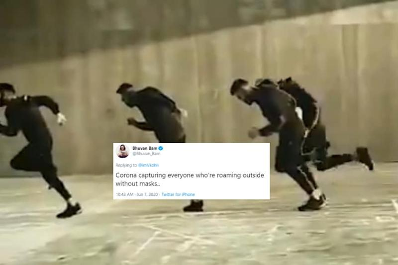'Running Behind IPL Cup': Virat Kohli Just Threw a Caption Contest and Fans are Here for it