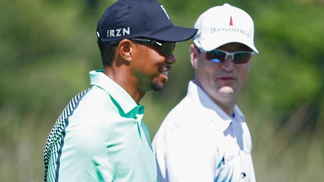 "Zach Johnson has played and seen Tiger Woods at his very best, and he wants this younger generation to ""have a piece"" of that Tiger."