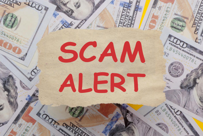 Beware of recommendations on social media group sites - it could be a scam. (Photo: Getty)